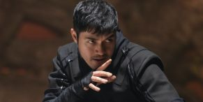 How Henry Golding Really Feels About Snake Eyes' Mask Covering His Entire Face