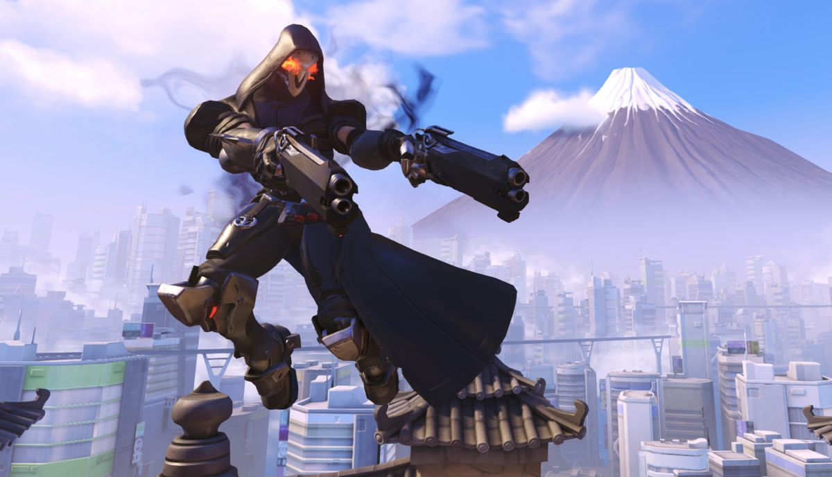 Overwatch will be free to play this weekend