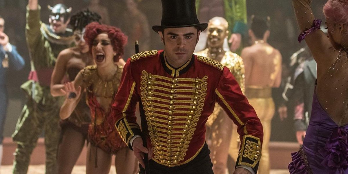 zac efron pockets in The Greatest Showman