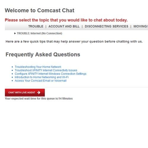 Comcast Xfinity Internet Review - Pros, Cons and Verdict | Top Ten