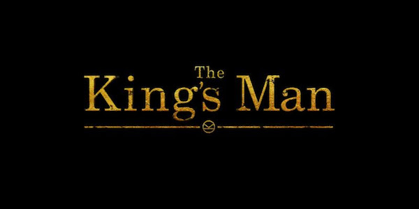 The King's Man title card 2020