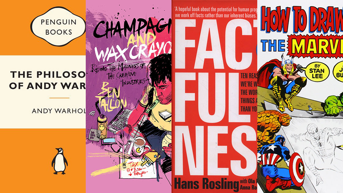 11 books that changed designers' lives