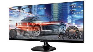 Best LG monitor: LG UltraWide 25UM58 monitor