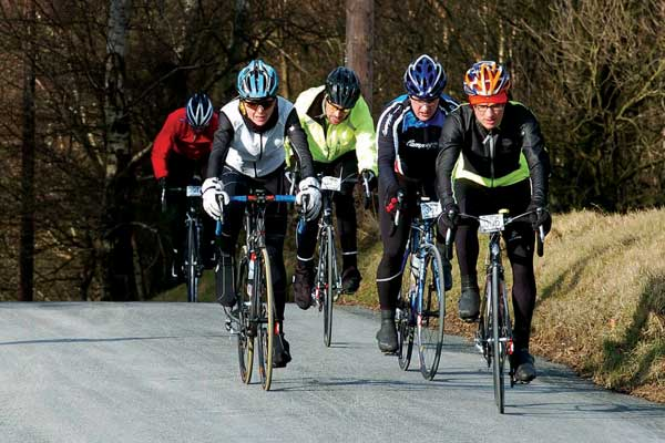 hell of the ashdown 2009, cyclo sportive