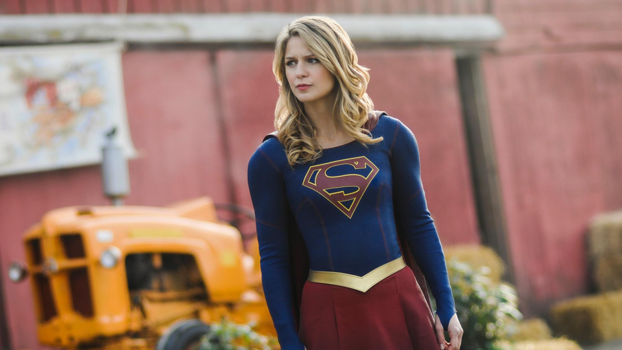 Canceled TV shows: Supergirl