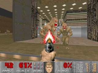 Turns out Doom was randomly generated all this time and you