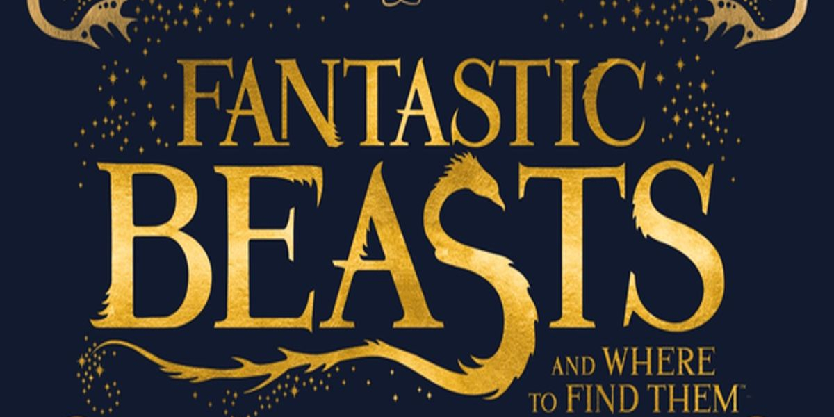 Fantastic Beasts and Where to Find Them script book