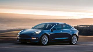 The First Tesla Model 3s Are Now On Road