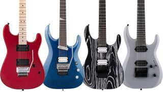 Jackson summer 2020 electric guitar and bass line-up