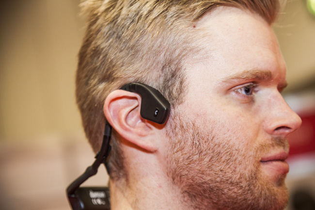 Are These Ingenious Headphones Safe To Wear While Cycling Cycling Weekly