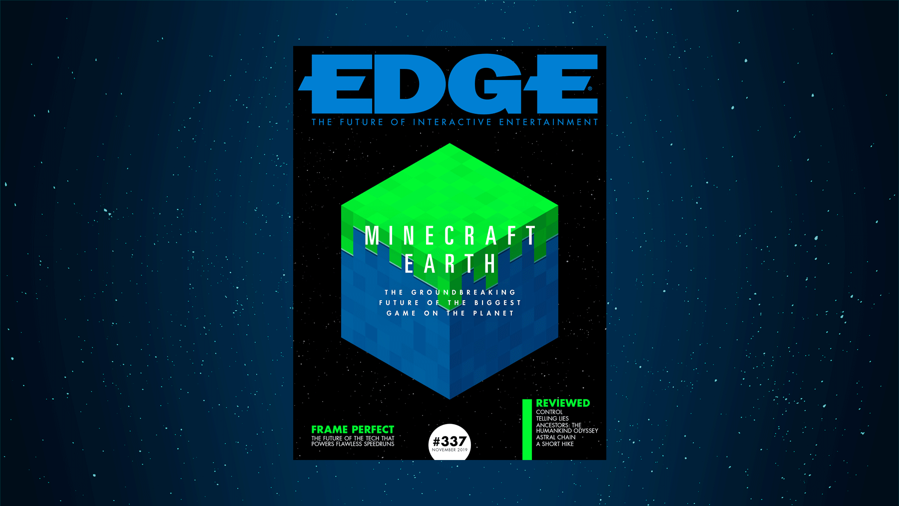 Minecraft Earth, the groundbreaking future of the biggest