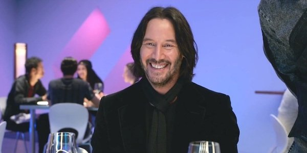 Keanu Reeves Reacts To 2019's Obsession With Keanu Reeves