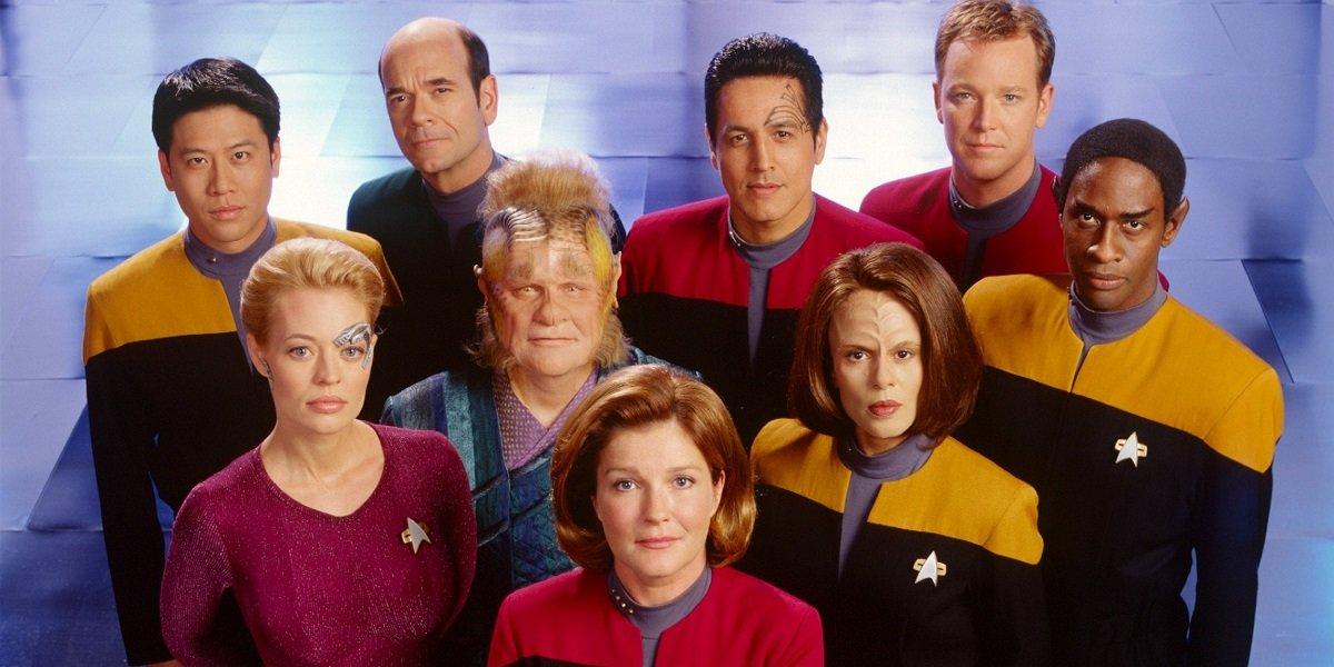 Star Trek: Voyager CBS