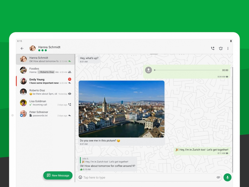 best chat apps: Threema