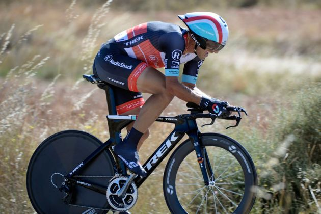 Fabian Cancellara, Vuelta a Espana 2013, stage 11