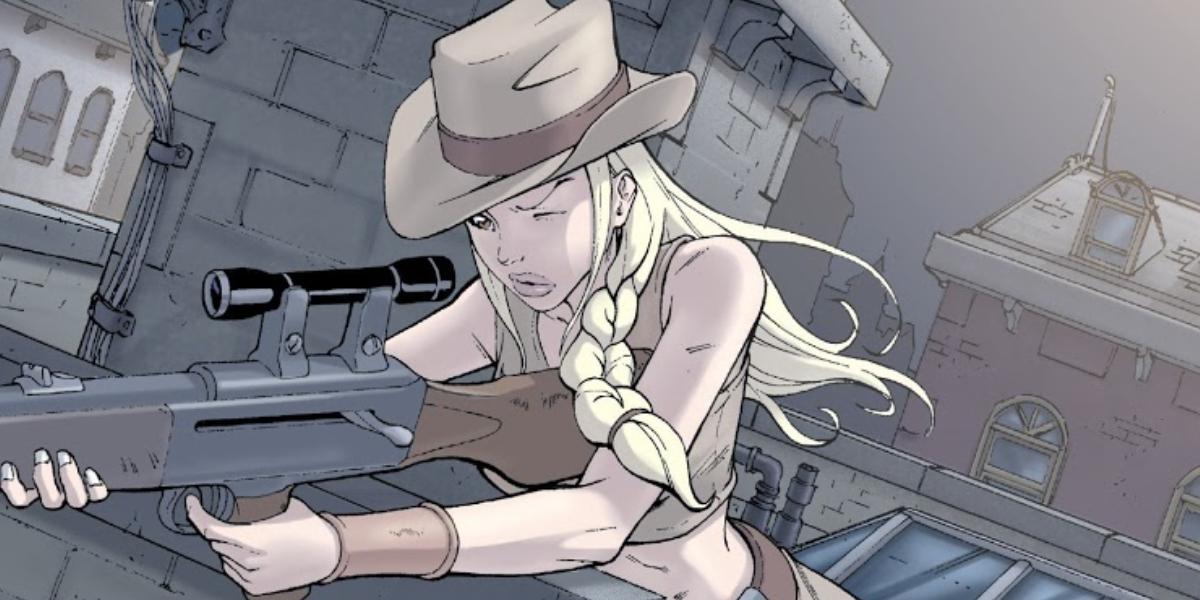 Marvel Mercenary Outlaw