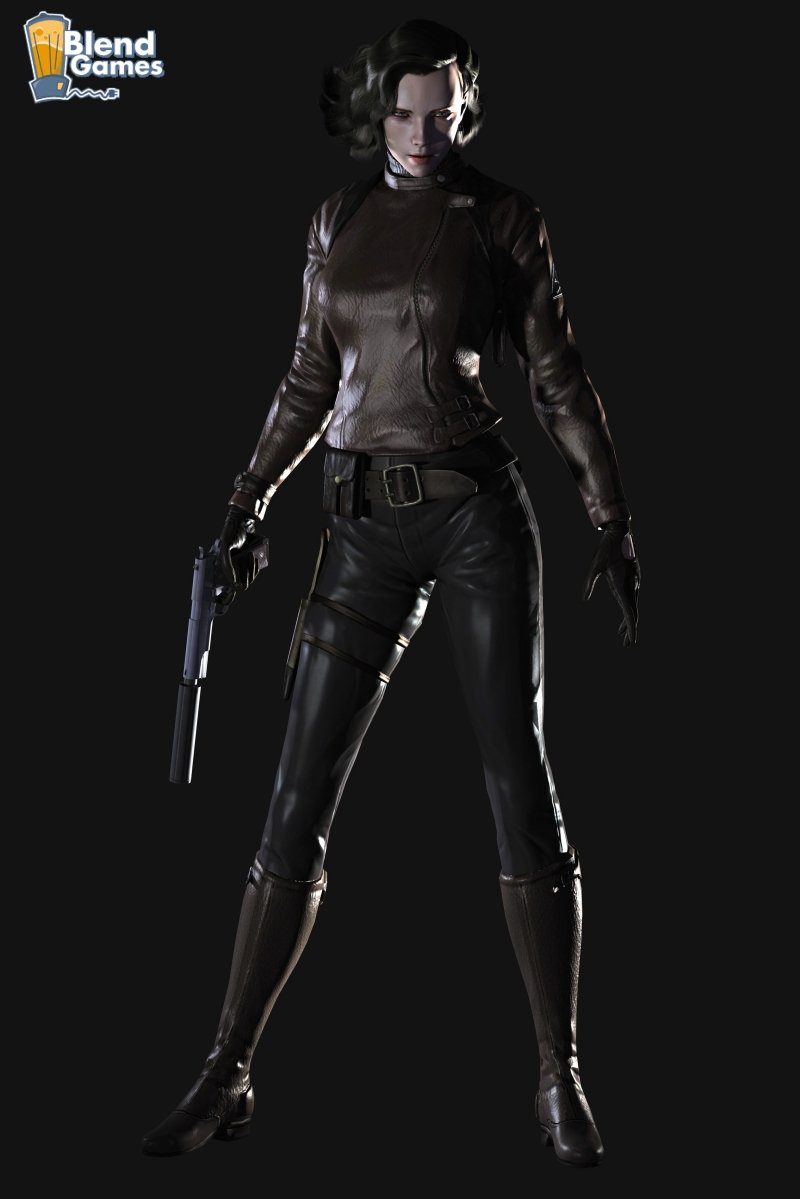 Velvet Assassin Outfits And Nighties Revealed #4731