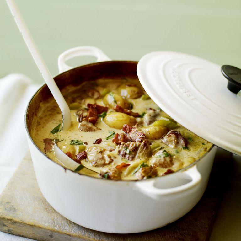 Normandy Pork Casserole recipe-pork recipes-recipe ideas-new recipes-woman and home