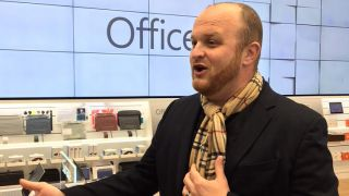 Reinventing the Retail Experience at Microsoft Stores