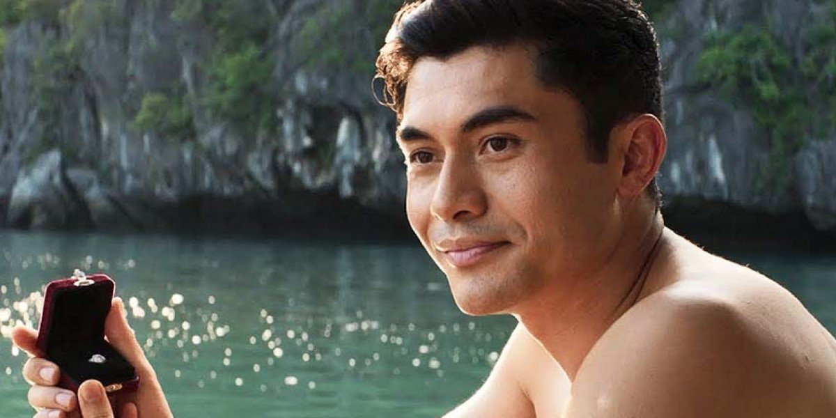 Henry Golding - Crazy Rich Asians