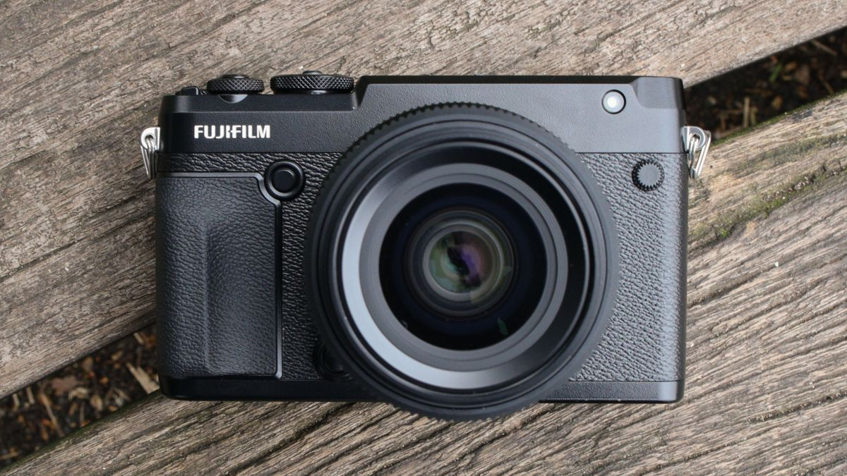 Fujifilm GFX 50R review