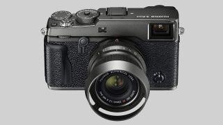 Rumors abound that the Fujifilm X-Pro3 will have a tilting rear screen when it's revealed later this year