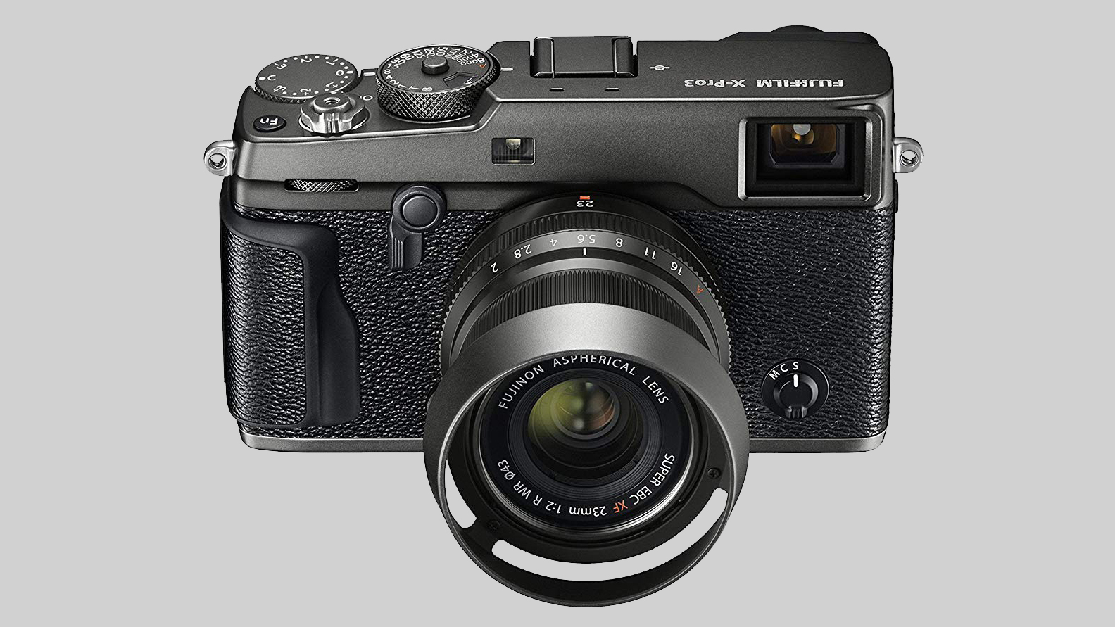 Fujifilm X-Pro3 to feature a tilt screen and debut in September/October? | Digital Camera World