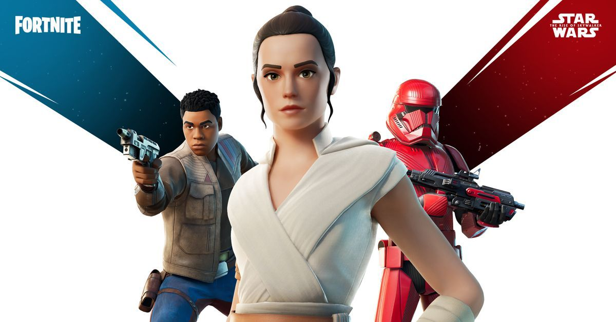 Star Wars The Rise Of Skywalker Opening Crawl Mentions An Event That Happened Exclusively In Fortnite Gamesradar