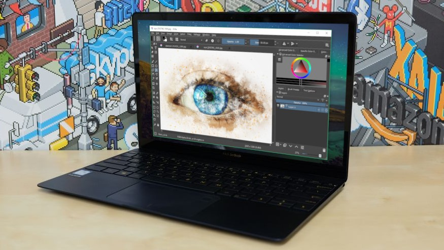 The Best Free Software For Graphic Designers 2019 Techradar