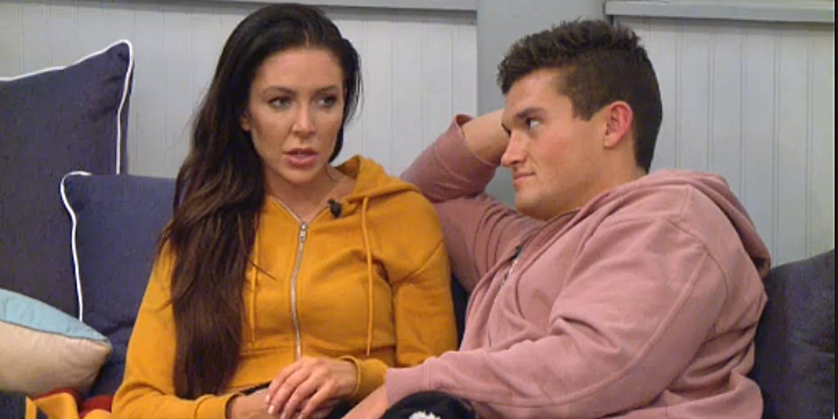Big Brother 21 Holly and Jackson Michie in Final 3 CBS