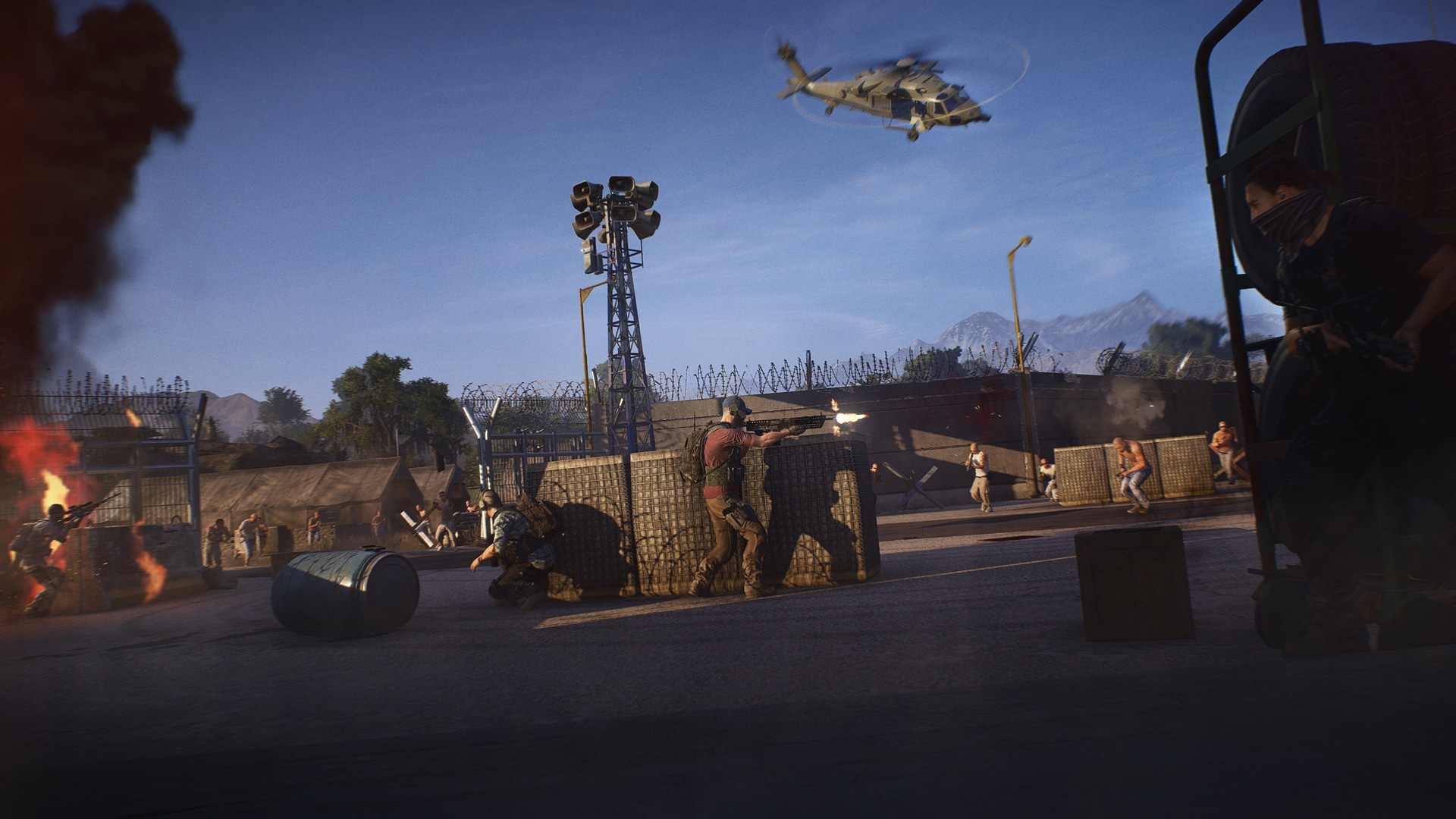 Ghost Recon Wildlands Special Operation 4 brings a new PvE mode next week