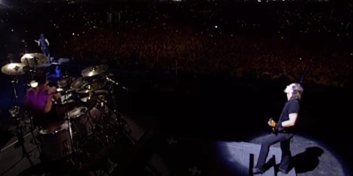 Metallica at Woodstock '99