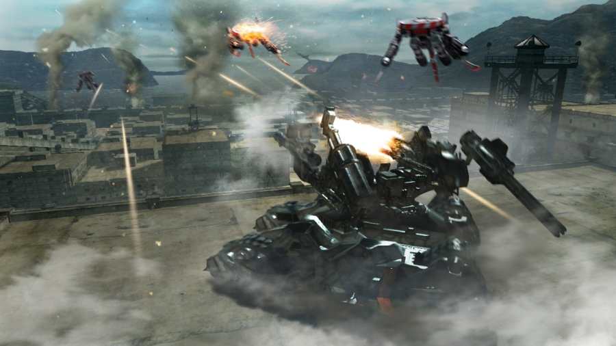 Armored Core: Verdict Day Coming This Summer To Xbox 360, PS3 #25742