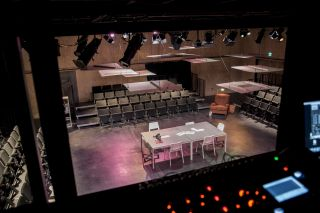 Middle Atlantic Rack Keeps AV Organized at Oregon Theater