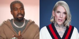 TikToker Causes Rampant Speculation Over Kanye West And Jeffree Star Rumors Tied To Kim Divorce