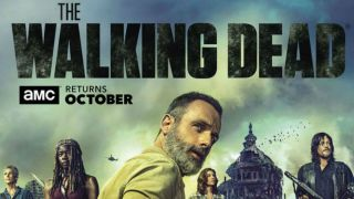 Rick, Carol, Maggie, Michonne and Daryl in the first poster for The Walking Dead season 9