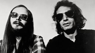 Picture of Walter Becker and Donald Fagen