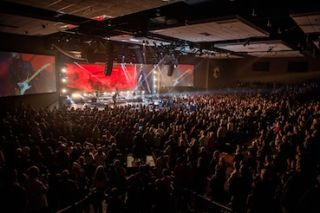 Lincoln Brewster's Church Upgraded to NEXO GEO S12 Line Array