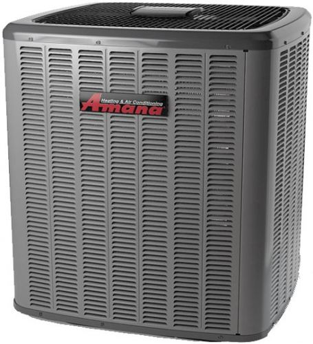 Amana Central Air Conditioning - Overview of Units, Warranty