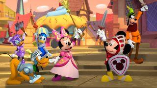 'Mickey Mouse Funhouse'