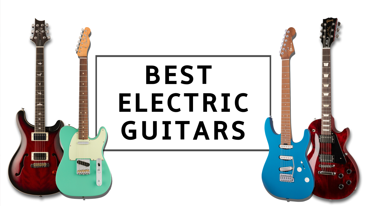 The 15 Best Electric Guitars 2021 Top Electric Guitars For Every Playing Style Ability And Budget Guitar World