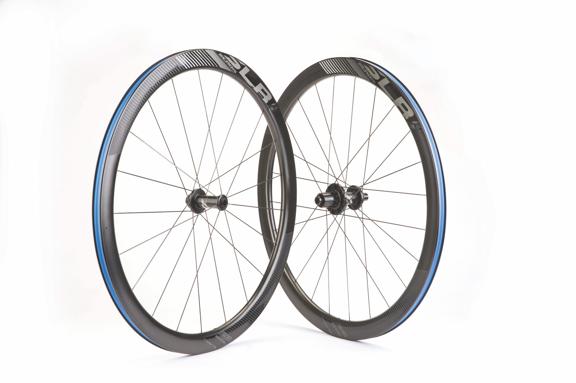 Giant SLR 0 42mm Disc Wheelset