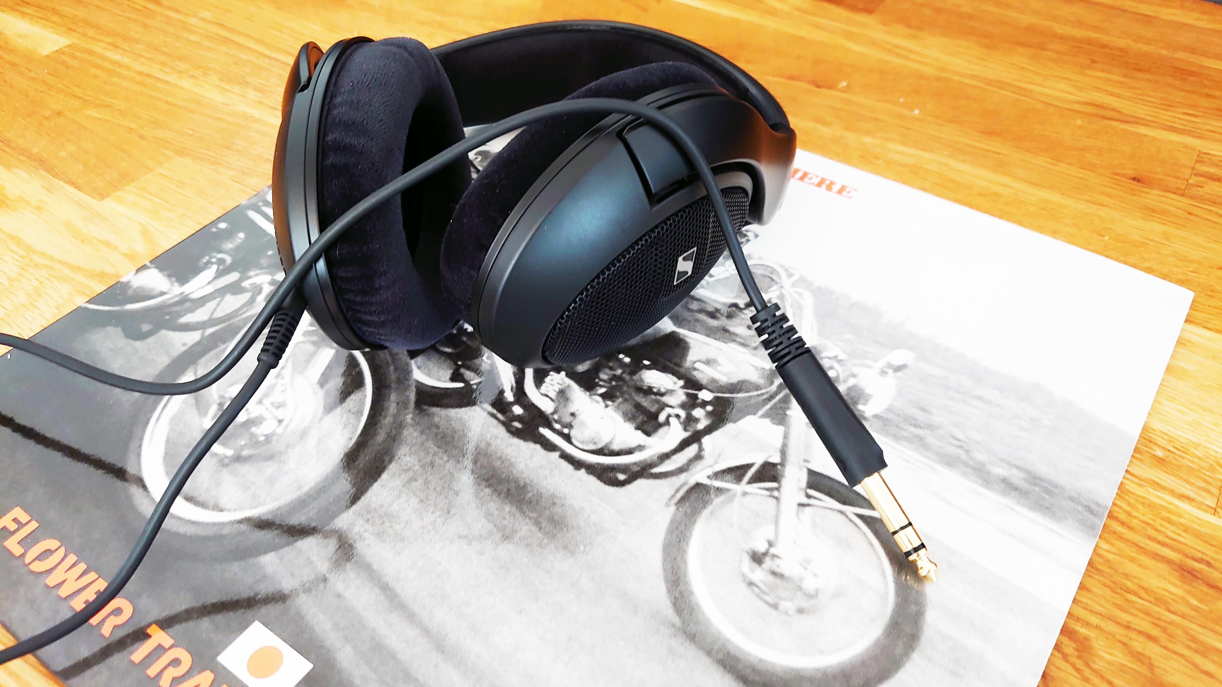 Análisis Auriculares Sennheiser HD 560S