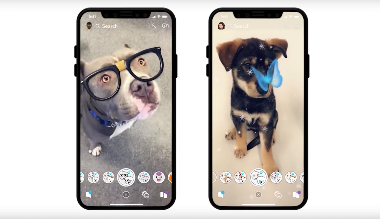 Snapchat Unveils Lenses for Dogs - How to Use Them | Tom's Guide