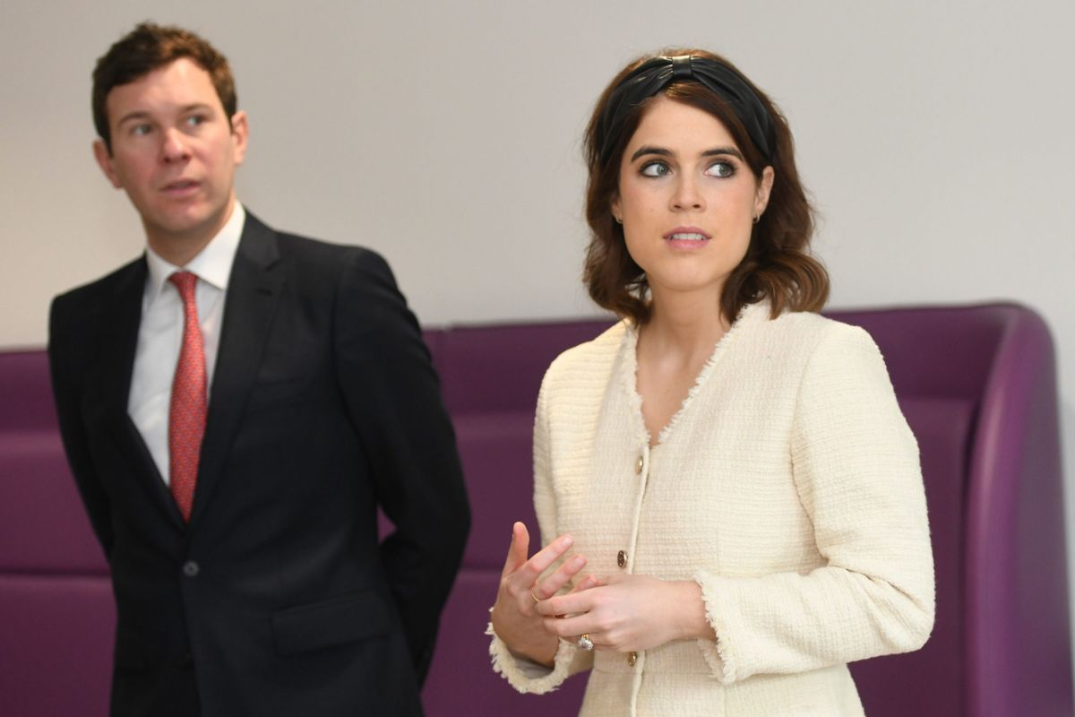 Princess Eugenie and Jack Brooksbank give rare insight into married life