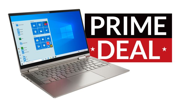 Best Buy Amazon Prime Day Lenovo Yoga C740 laptop deal