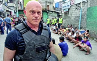 Ross Kemp reports on the drugs war in the Philippines