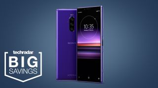 These Black Friday Smartphone Deals Plunge The Price Of 2019 Sony Phones Techradar