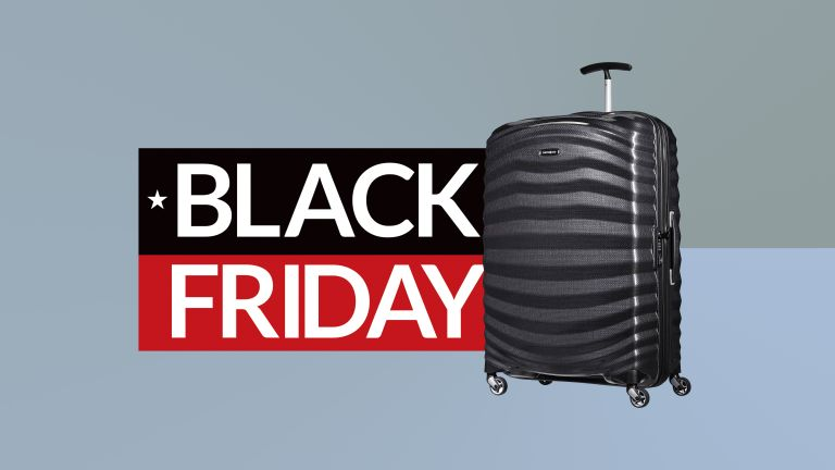 Big savings on Samsonite and American Tourister suitcases in the John Lewis Black Friday sale