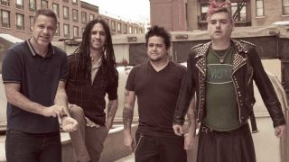 A picture of NOFX